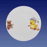"Тарелка глубокая 200 мм ""Утенок,медвежонок"""