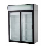Шкаф холодильный DM 110Sd-S (ШХ-1,0 Купе)