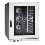 КЭП-10Э Печь конвекционная с пароувлажнением эмалированная духовка