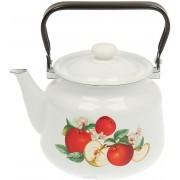 чайник эмалированный 3,5л с рисунком 1с26с