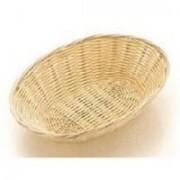Корзинка для хлеба овальная 23х15см 3001