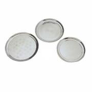 Блюдо круглое 35см Metal Craft PST-II-G35