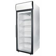 Шкаф холодильный DP107-S с механическим замком