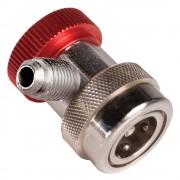 Вентиль быстросъемный QC-18H высокое давление