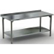 Стол производственный с бортом СП 600*600*870Б