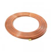 Трубка медная 3/4 19,05мм толщина стенки 0,89мм ASTM B 68